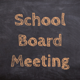 Public Notice: Board Work Sessions September 18th